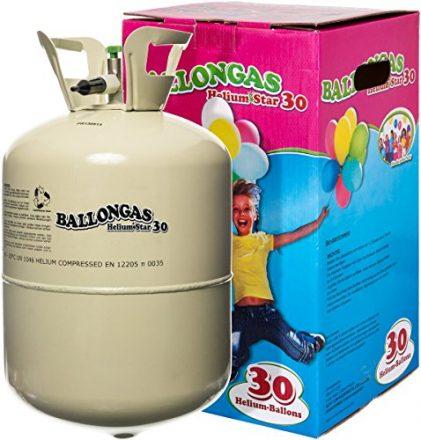 unschlagbares partyzubehoer heliumstar helium einwegflasche mit 250 liter ballongas fuer bis zu 30 ballons heliumflasche mit luftballongas ideal fuer kindergeburtstag hochzeit etc helium 421x440 - Heliumflaschen - sichere Handhabung